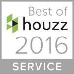 "A.D.S. Designs wins ""Best of Houzz 2016"" Award!"